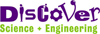 Discover Science and Engineering Logo